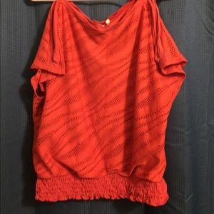 Adorable women's knit top